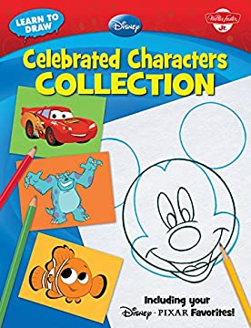 Learn to Draw Disney: Celebrated Characters Collection: Including your Disney/Pixar Favorites!