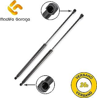 2 amortiguadores de gas Madlife Garage 8731J9 amortiguadores de maletero port/ón amortiguadores de gas