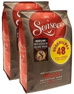Senseo Classic Coffee Pods - Medium Roast, 96-count Pods - 2 X 48 Pack