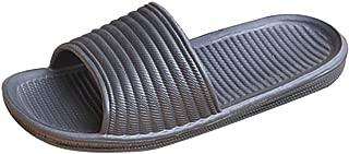 Jiyaru Unisex Couples Skid-Proof Home Slippers Beach Sandal