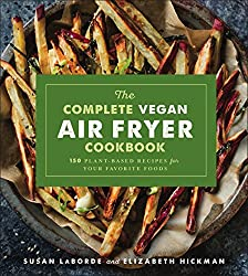 click to see The Complete Vegan Air Fryer Cookbook on Amazon