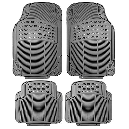 (22% OFF) Gray All Weather Floor Mats $25.60 Deal