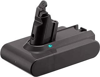 3500mAh 21.6V Dyson Battery Dyson V6 Battery Replacement for Dyson V6 595 650 770 880 DC59 DC58 DC61 DC62 DC72 DC74 Handheld Vacuum Cleaner