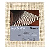 MAYSHINE Area Rug Gripper Pad (4x6 Feet), for Hard Floors,...