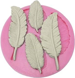 Westeng Molde de silicona Fondant DIY Molde de Galletas Tartas Decoración de repostería Pastel Cookie (