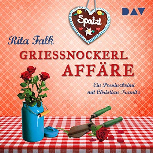 Grießnockerlaffäre audiobook cover art