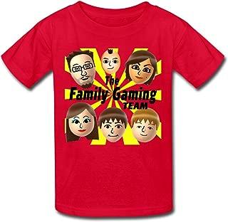 FGTeeV The Family Gaming Team Kids' T-Shirt