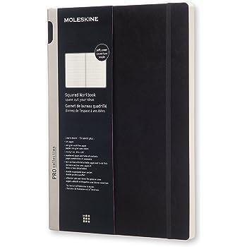 モレスキン ノート プロコレクション ワークブック ソフトカバー 方眼 A4 ブラック PROWB52SBK
