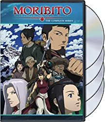 Dvd Review Moribito Guardian Of The Spirit The Complete Series
