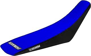 Enjoy Mfg 2000-2008 Yamaha TTR 90 Black/Blue Seat Cover