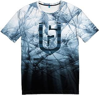 T-Shirt Fullprint Tom Clancy's Rainbow Six Siege