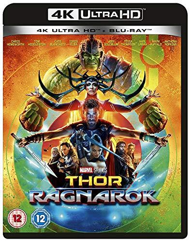 マイティ・ソー バトルロイヤル [4K UHD + Blu-ray UHDのみ日本語有り リージョンフリー](Import版) -Thor Ragnarok 4K (Including 2D Blu-Ray) -