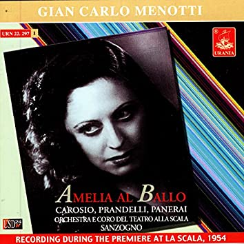 Menotti: Amelia Al Ballo
