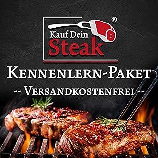 """Das """"Kauf Dein Steak"""" Kennenlern-Paket inkl."""