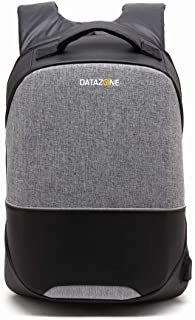 Datazone large and organized laptop backpack, slim, lightweight, waterproof laptop backpack with USB port, backpack for sc...