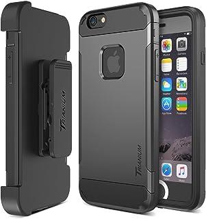 Trianium iPhone 6 / 6s Case [Duranium Series] Holster Case for Apple iPhone 6 6s..