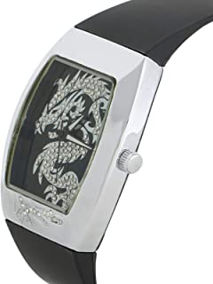 Charisma Casual Watch for WomenLeather Band, Analog, C6055