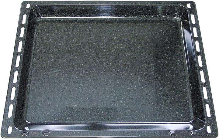 Teglia forno in forno metallo stampo da forno fritti 33 x 420 x 370 mm smaltati forno electrolux aeg 353193922