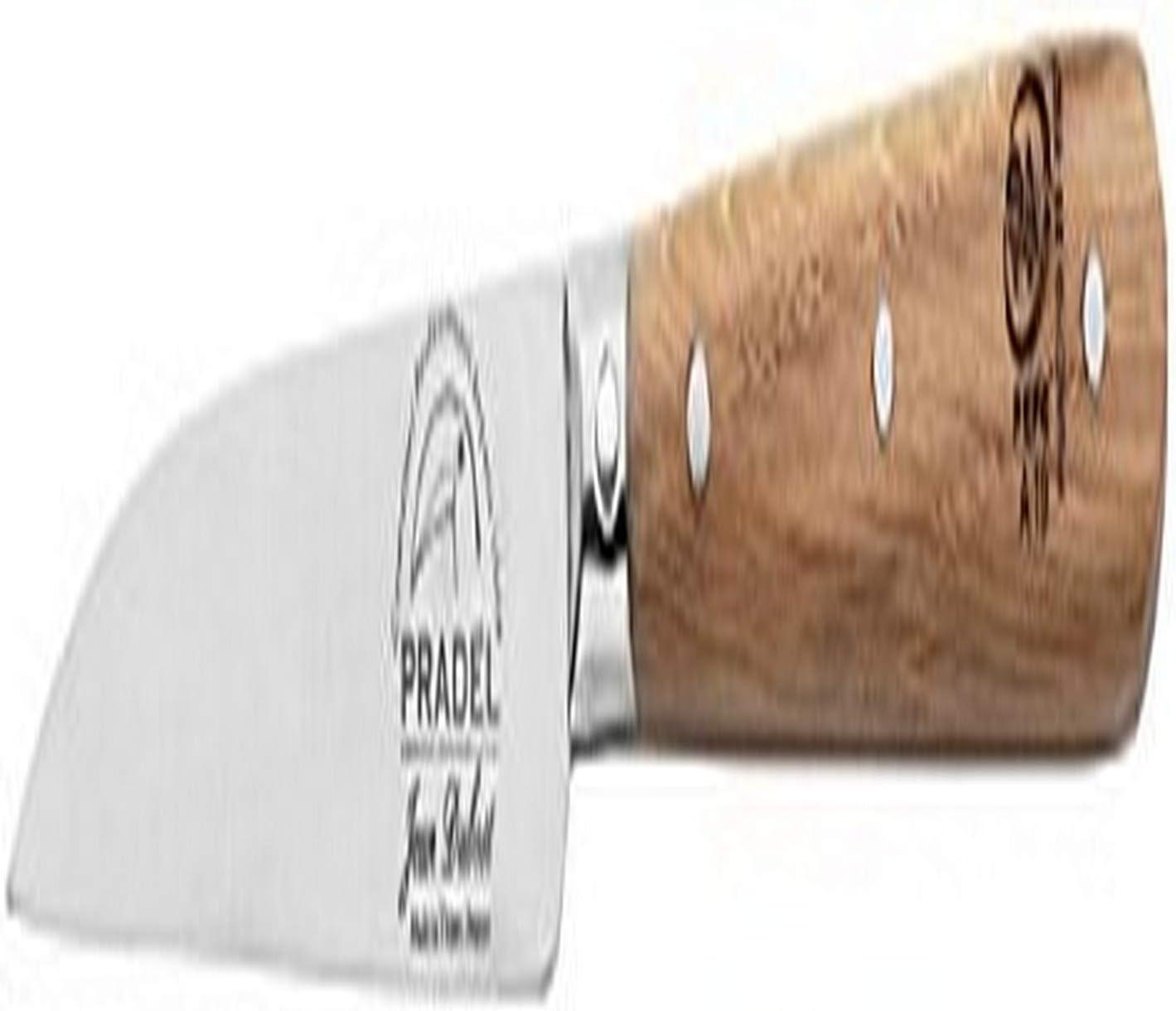 Jean Dubost Pradel 1920 Paring Knife, Wood