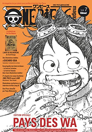 One Piece Magazine Edition simple Tome 7