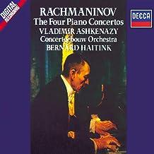 Rachmaninov Pno Concertos Nos.1 4