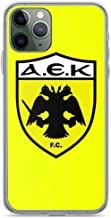 Phone Case AEK Athens Compatible with iPhone 6 6s 7 8 X XS XR 11 Pro Max SE 2020 Samsung Galaxy Anti Shock