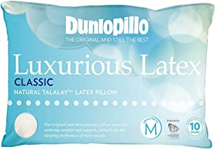 Dunlopillo Luxurious Latex Classic Medium Profile Pillow