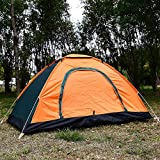 Auntwhale 2 Person Camping Tent Automatic Pop Up Waterproof Tent Sun Shelters
