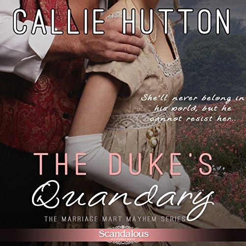 Bargain Audio Book - The Duke s Quandary