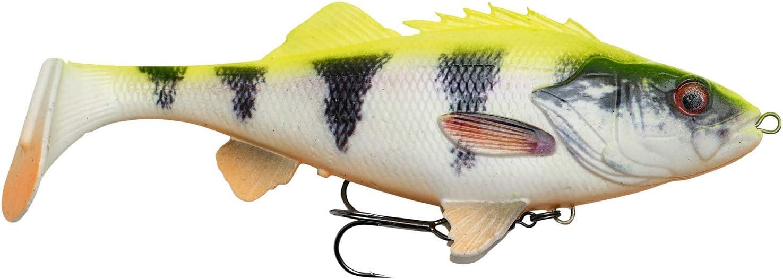 NEW Savage Gear 4D Perch Shad Fishing Lure 12.5-20cm 25-100g Bait Slow Sink Big