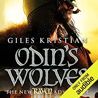 Odin's Wolves                   By:                                                                                                                                 Giles Kristian                               Narrated by:                                                                                                                                 Simon Prebble                      Length: 12 hrs and 54 mins     415 ratings     Overall 4.7