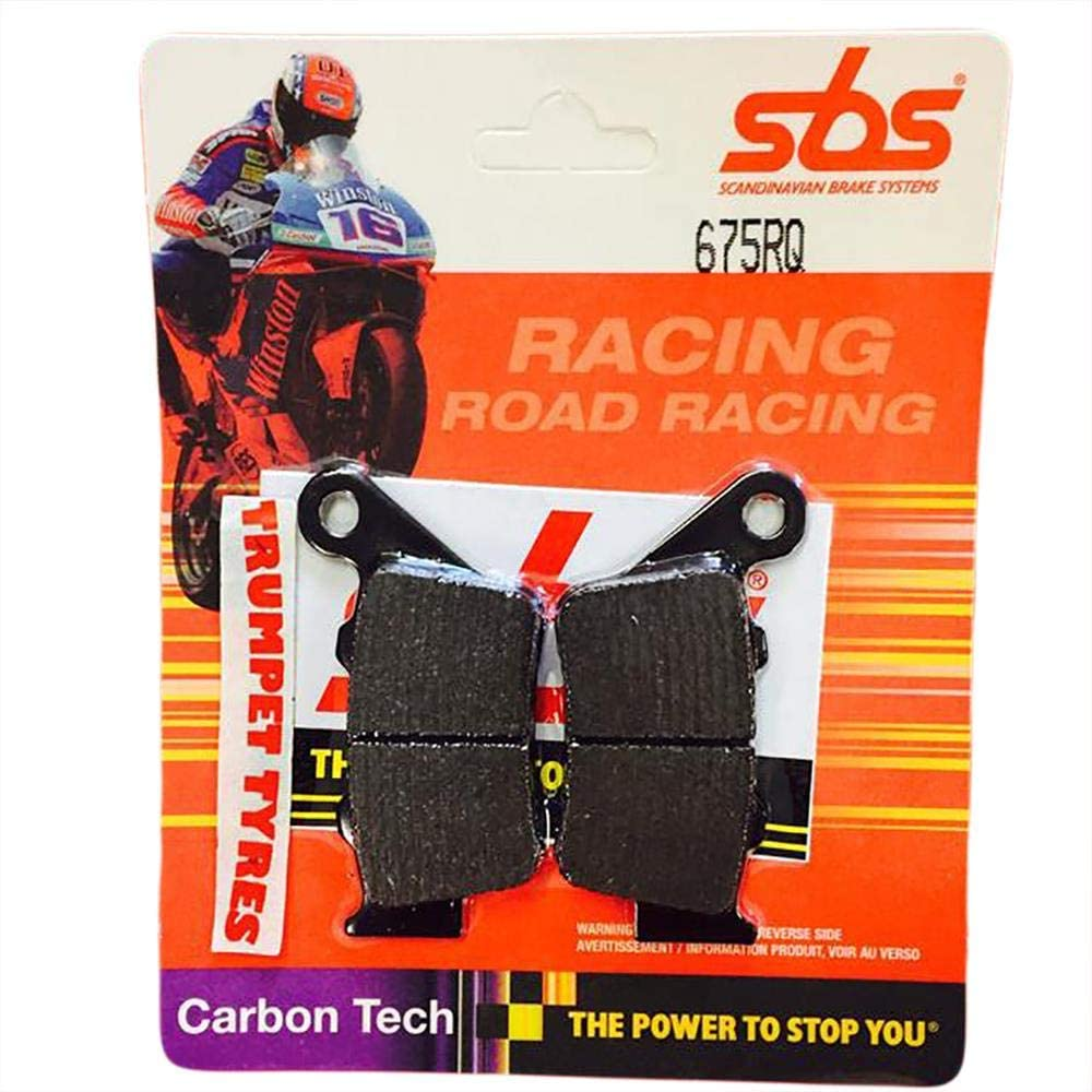 F 750 GS F750GS 18-19 2018-2019 Carbon Performance Finally resale start SBS Rear Tec Courier shipping free shipping
