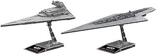 Bandai Star Wars Super Star Destroyer 1/100000 Star Destroyer 1/14500 Model Kit Maqueta
