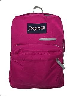 JanSport Fashion Backpack, Unisex - Pink