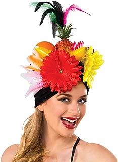 Costume Co Women's Deluxe Tropicalia Costume Fruit Hat
