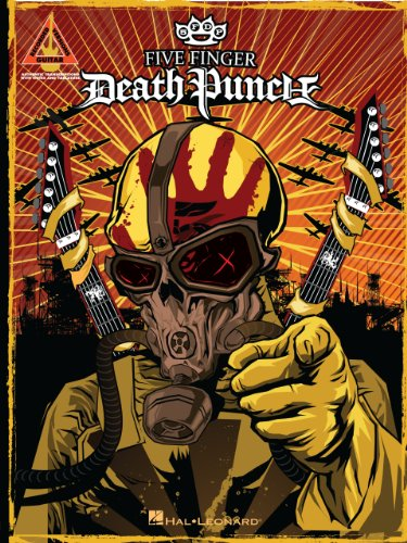Five Finger Death Punch Songbook (Guitar Recorded Versions) (English Edition)