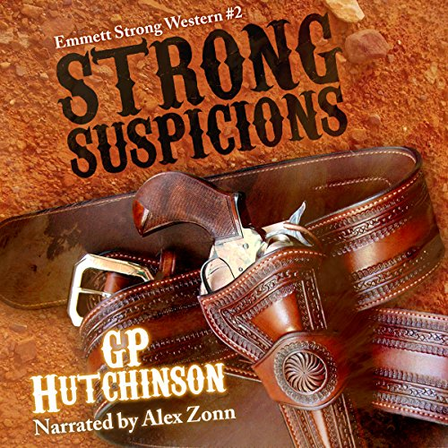 Strong Suspicions audiobook cover art