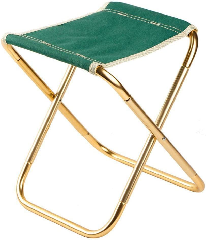 Flowershave357 Mini Branded Our shop OFFers the best service goods Outdoor Portable Chair Stool Folding Camping