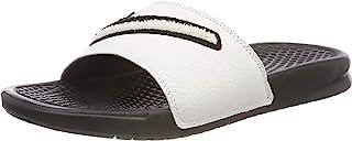 Benassi JDI Chenille Men's Slides Black/Summit White ao2805-001
