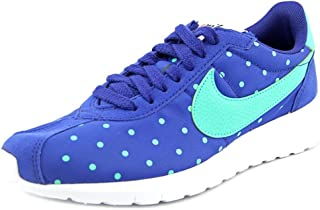 NIKE Roshe Ld-1000 Print Women US 7 Blue Sneakers UK 4.5 EU 38