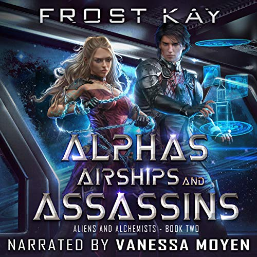Alphas, Airships, and Assassins  By  cover art