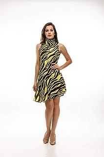 Vestido Cavali Zebra