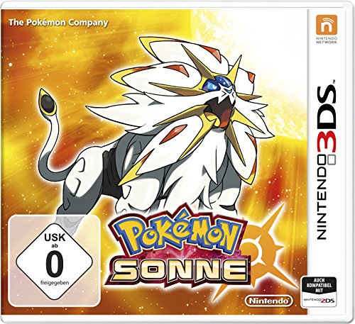 Pokémon Sonne - [3DS]