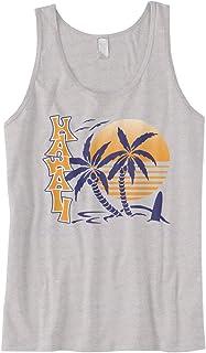 757f8ebfe1684 Cybertela Men s Hawaii Hawaiian Hi Sunrise Palm Tree Tank Top