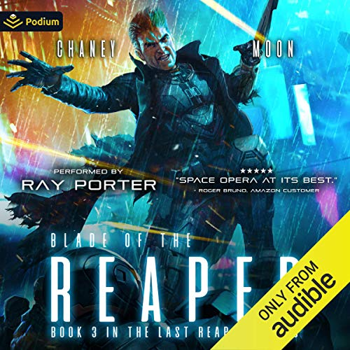 Blade of the Reaper cover art