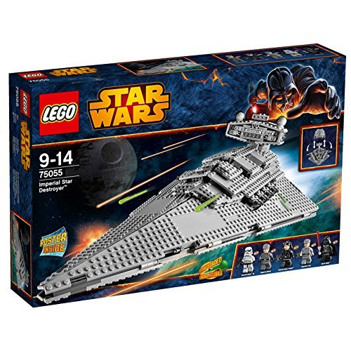 Lego Star Wars 75055 - Imperial Star Destroyer by Lego