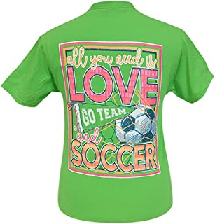 Best simply southern soccer shirt Reviews