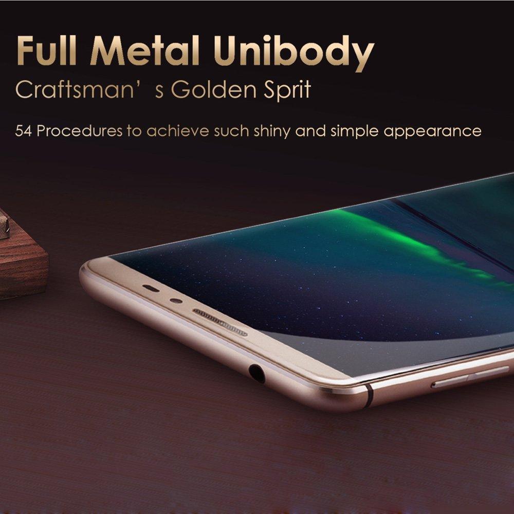 Coolpad MAX A8 Smartphone 4G LTE, Pantalla 5.5 Pulgadas, Qualcomm ...