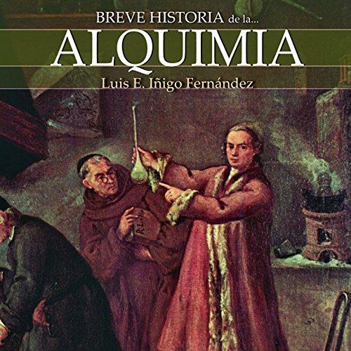 Breve historia de la alquimia audiobook cover art
