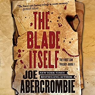 The Blade Itself cover art